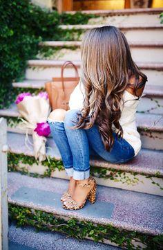 casual & so pretty!
