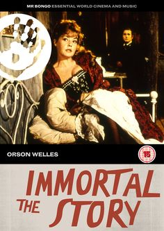 The Immortal Story - DVD (Mr. Bongo Region 2) Release Date: June 29, 2015 (Amazon U.K.)