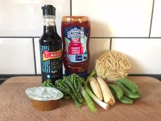 Add some excitement to your lunch time with my healthy pot noodle recipe