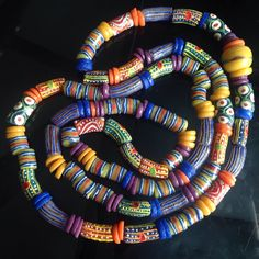 Our hottest addition is Krobo Beads.   Check it out here! http://www.okapitrade.com/products/krobo-beads-4?utm_campaign=social_autopilot&utm_source=pin&utm_medium=pin