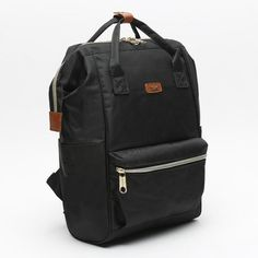 Alexia backpack is incorporated into our Collection. As sport style, it's designed to complete your most casual and adventurous outfits. Made in synthetic fabric with details in leatherette, this backpack has lots of different co Ethnic Patterns, Sport Fashion, Backpacks, Casual, Bags, Accessories, Collection, Style, Black