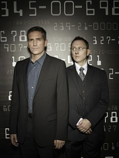 Person of Interest... great series. And may I just say, Jim Caviezel, you my dear, are awesome!