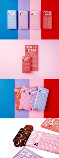 Doisy & Dam. The chocolate palette.