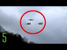 5 Most Mysterious UFO Encounters by Aircraft - YouTube