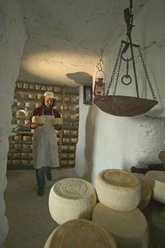Greek Cheese of Amorgos Island