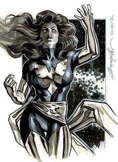Dark Phoenix by Felipe Massafera