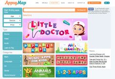 Appsymap – a funny name for a unique place to discuss kids and educational technology