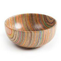 MacKenzie-Childs - Rainbow Serving Bowl - 1 cup