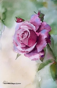 Are you a beginner and want some good idea for painting with watercolor? Here we have some Easy Watercolor Paintings For Beginners Watercolor Paintings For Beginners, Beginner Painting, Easy Watercolor, Watercolor Techniques, Watercolor Landscape, Watercolor Flowers, Painting Flowers, Tattoo Watercolor, Watercolor Animals