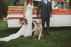 The Wedding Story of Laura and Cody Sundberg | WeddingDay Magazine
