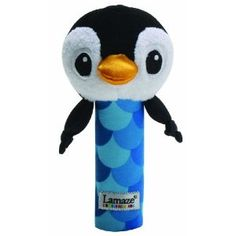 Baby toys discount High-Contrast Bend and Squeak Toy, Penquin Fisher Price, Peppa Pig, Lamaze Toys, Baby Vision, Baby Wish List, Baby Penguins, Penguin Baby, Go To Walmart, Activity Toys