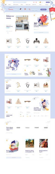 png by Piotr Kaźmierczak App Ui Design, User Interface Design, Site Design, Design Web, Web Design Examples, Modern Web Design, Portal Design, Web Project, Ui Web