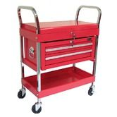 Found it at Wayfair - Rolling Metal Tool Cart with 2 Drawers