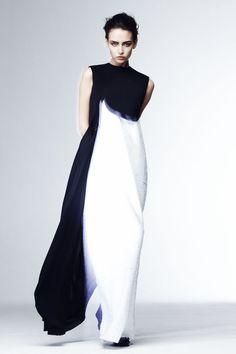 Anastasia Sviridenko  Very pretty! But does look like a penguin. :)
