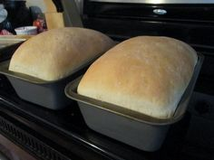 How to Make Grandma's Country White Bread - easier than you think - detailed step by step instructions.