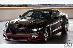 「キング・コブラ」名前で分かる、きっと凄いに違いないフォードマスタング。