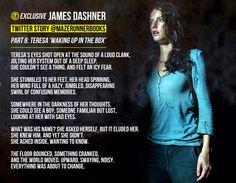 Teresa in the Box by James Dashner
