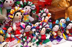 Dolls from Morelia!!