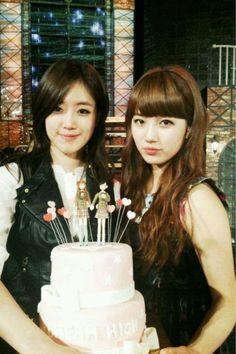 Eunzy | Eun Jung and Suzy