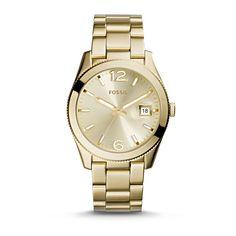 Fossil Perfect Boyfriend Horloge ES3586 - Horloges.nl