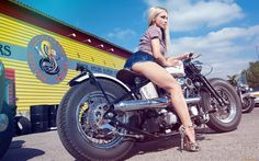 Biker Babes are The Best – 41 Photos – Inkstagram Lady Biker, Biker Girl, 3008 Peugeot, Peugeot 206, Motos Sexy, Cowboys From Hell, White Motorcycle, Motorcycle Wallpaper, Bicycle Shop