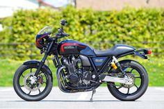 Planet Japan Blog: Honda CB 1100 #2 by Ryujin Japan