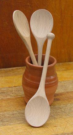 Spoon, wood