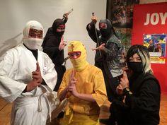 福岡で開催されたイベントサラ忍マン大忘年会にゲストで 参加!!