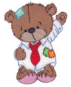Embroidery | Free Machine Embroidery Designs | Bunnycup Embroidery | Raggedy Bears Too