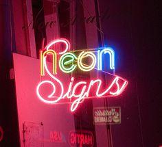 Neon Signs by Pete Zarria Cool Neon Signs, Love Neon Sign, Neon Sign Art, Vintage Neon Signs, Neon Light Signs, Disco Licht, Neon Licht, Neon Jungle, Neon Moon