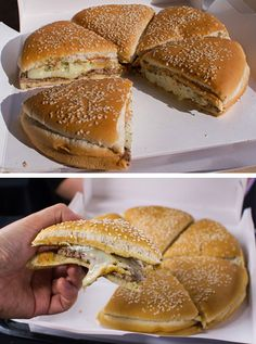 Do I laugh or cry that this actually exists?    *Burger King's Whopper Bar's NY Pizza Burger  0_________o