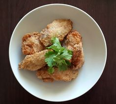 The Home Cook - Everything Food - Southern Fried Spicy Wings