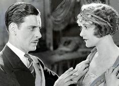 "Ronald Colman, Vilma Bánky, in ""The Dark Angel"", 1925"