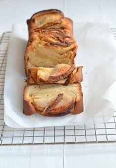 Een lekker herfstrecept voor een appel kaneelcake uit de oven. #applecake