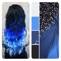 """Stella - Entry by Amy in the """"Colleen: Match This Wrapsody!"""" Colorway Haircolor Contest. #matchthiswrapsody #wrapsodybaby"""