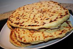 Indisches Naan Brot (Rezept mit Bild) von Antikaorange | Chefkoch.de