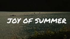 Enjoy my beginning of summer! #JoyOfSummer