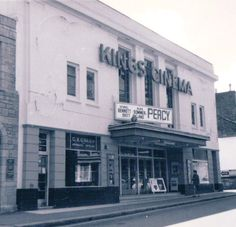 Camborne Kings Cinema -I think this is the cinema that G-Uncle W's firm built