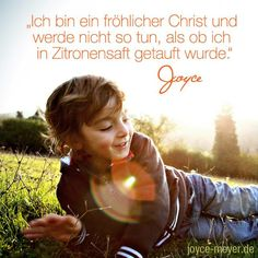 Joyce Meyer, deutsch