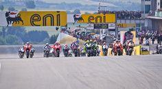 German Grand Prix: Weekend Schedule