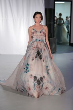 The Most Beautiful Dresses From Bridal Fashion Week 2017 Bridal, Strapless Dress Formal, Formal Dresses, Most Beautiful Dresses, Bridal Fashion Week, Fall Wedding Dresses, Marchesa, Ball Gowns, My Style