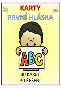 KARTY - PRVNÍ HLÁSKA