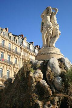 Montpellier, France - 'Les Trois Grâces' (2008)