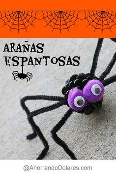Diversión y ahorros con estas actividades de niños para Halloween