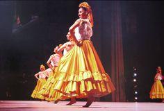 Ballet folklórico Amalia Hernández