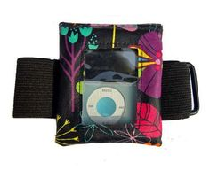 Make a Custom IPOD/ Cell Phone Armband @Jenn L DeLong- This would probably be best