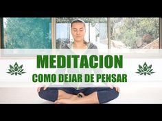 Meditación 7 min para dejar de pensar | Elena Malova - YouTube