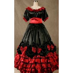 Robe Victorienne Betsey