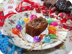 Le livre de la maison · Gâteau fondant à la crème de marrons
