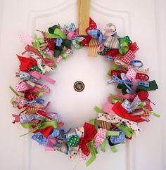 Navidad DiY: coronas navideñas.
